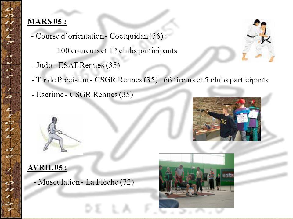100 coureurs et 12 clubs participants - Judo - ESAT Rennes (35)