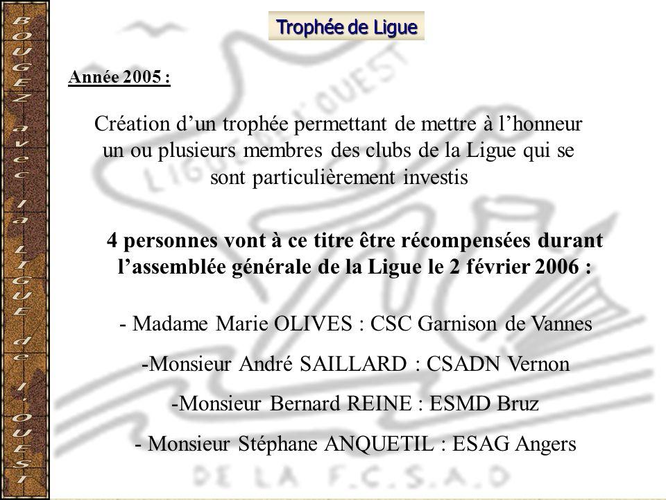 Madame Marie OLIVES : CSC Garnison de Vannes