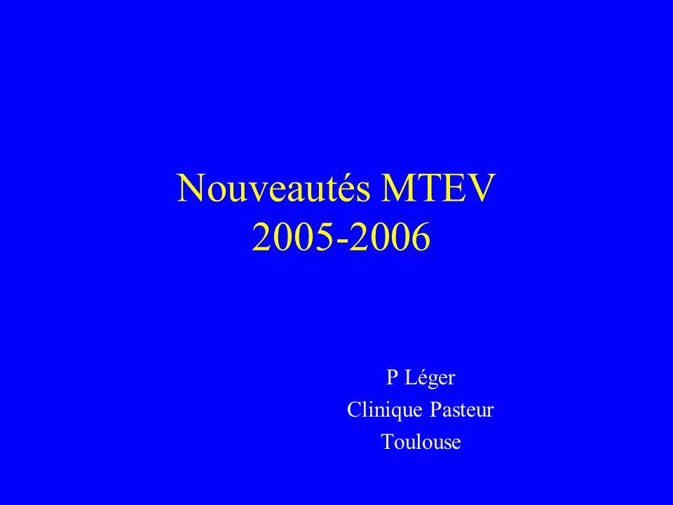 P Léger Clinique Pasteur Toulouse