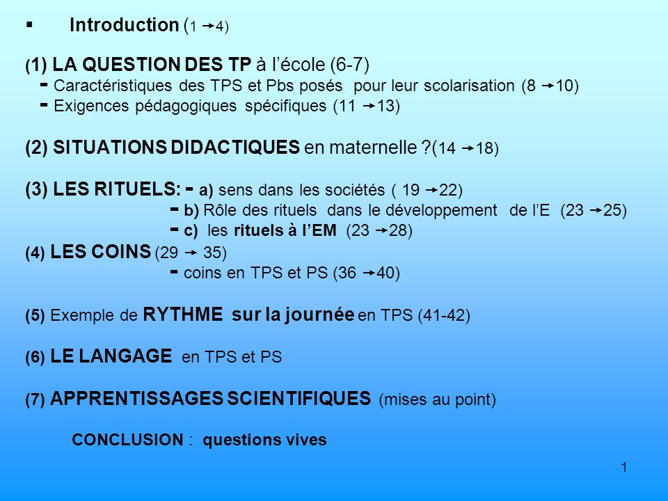 (2) SITUATIONS DIDACTIQUES en maternelle (14 18)