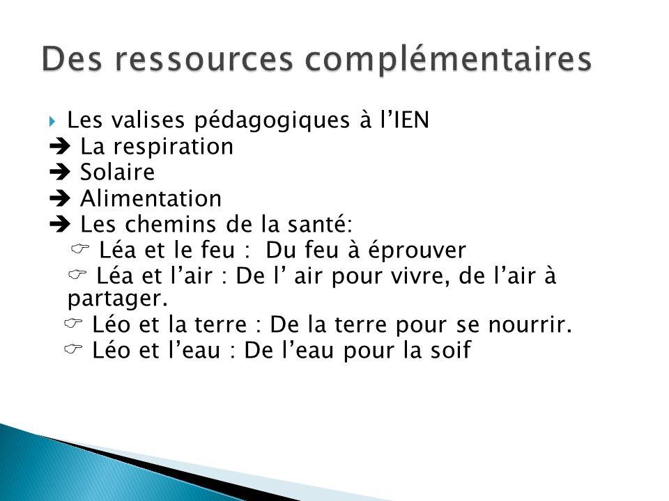 Des ressources complémentaires