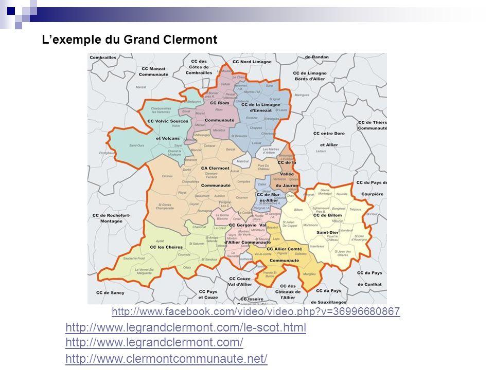 L'exemple du Grand Clermont