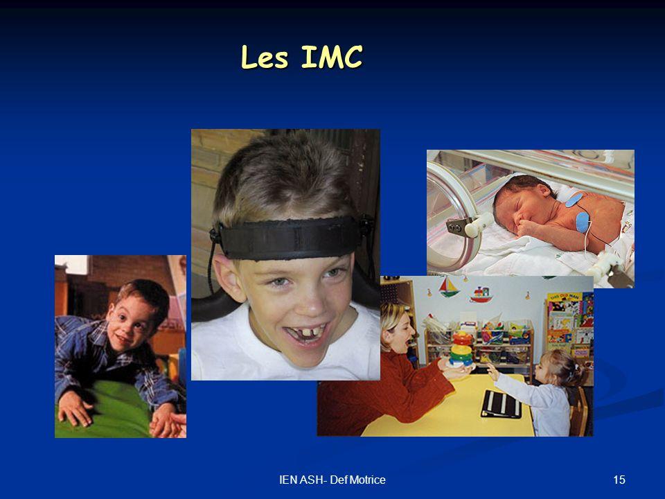 Les IMC
