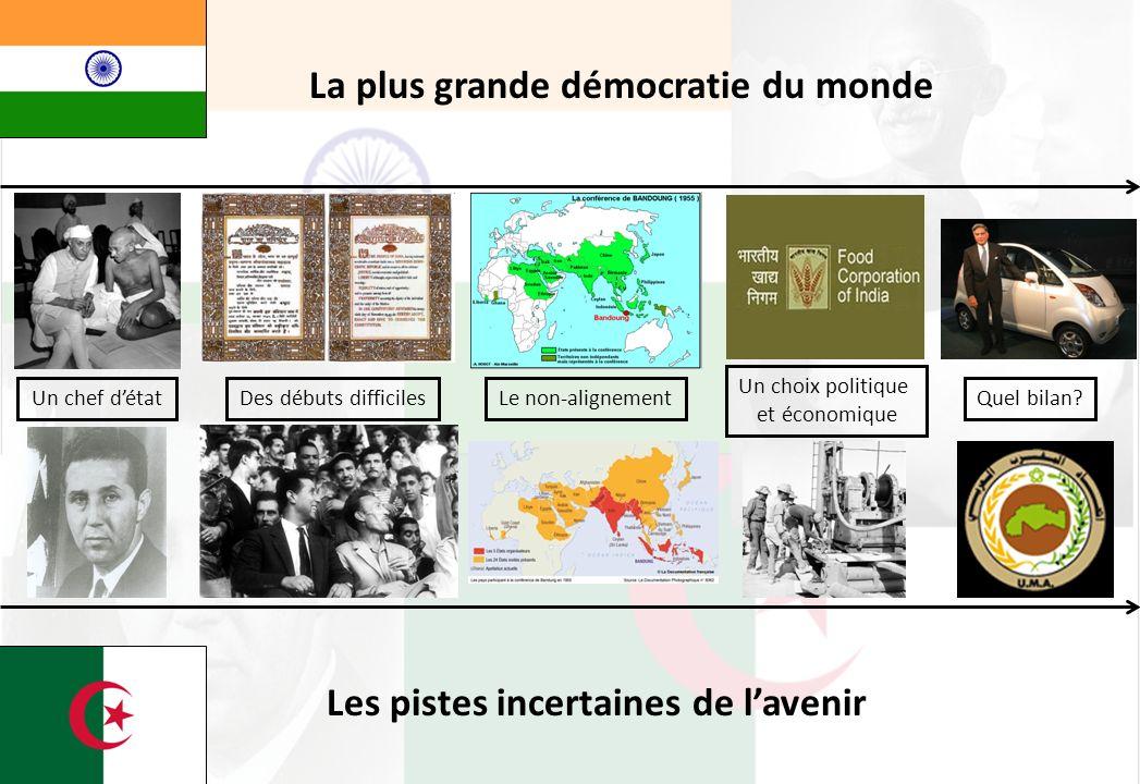 La plus grande démocratie du monde