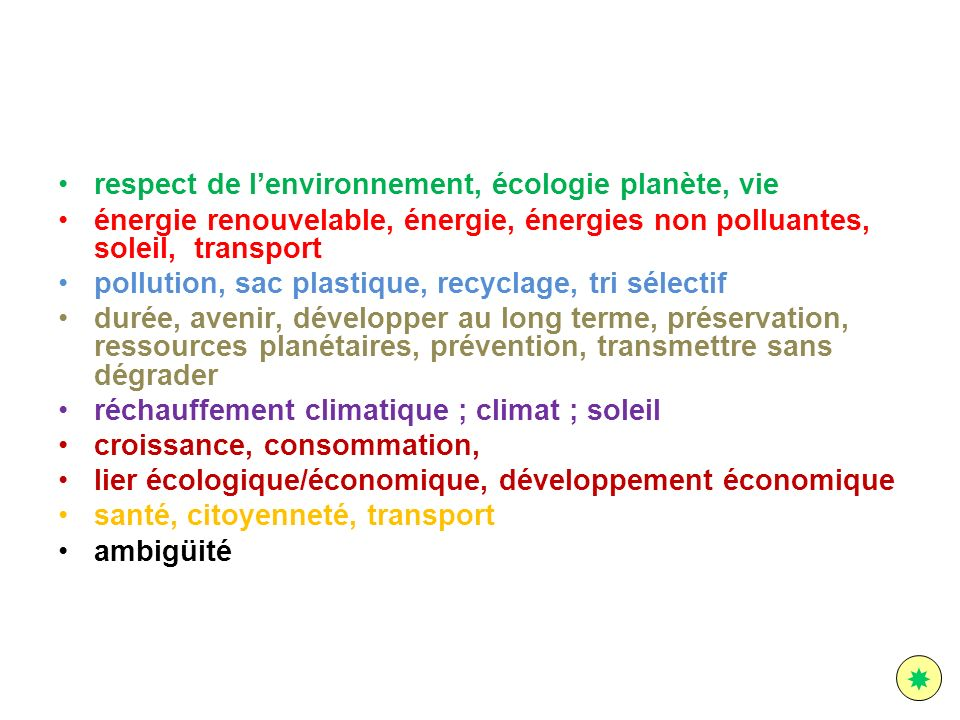  respect de l'environnement, écologie planète, vie