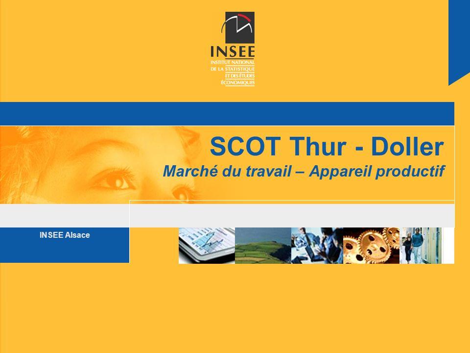 SCOT Thur - Doller Marché du travail – Appareil productif