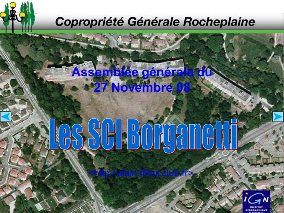 Assemblée générale du 27 Novembre 08