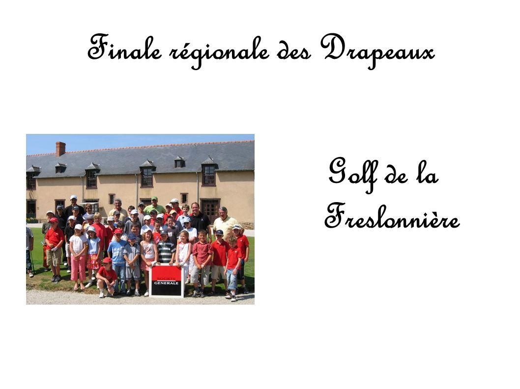 Finale régionale des Drapeaux