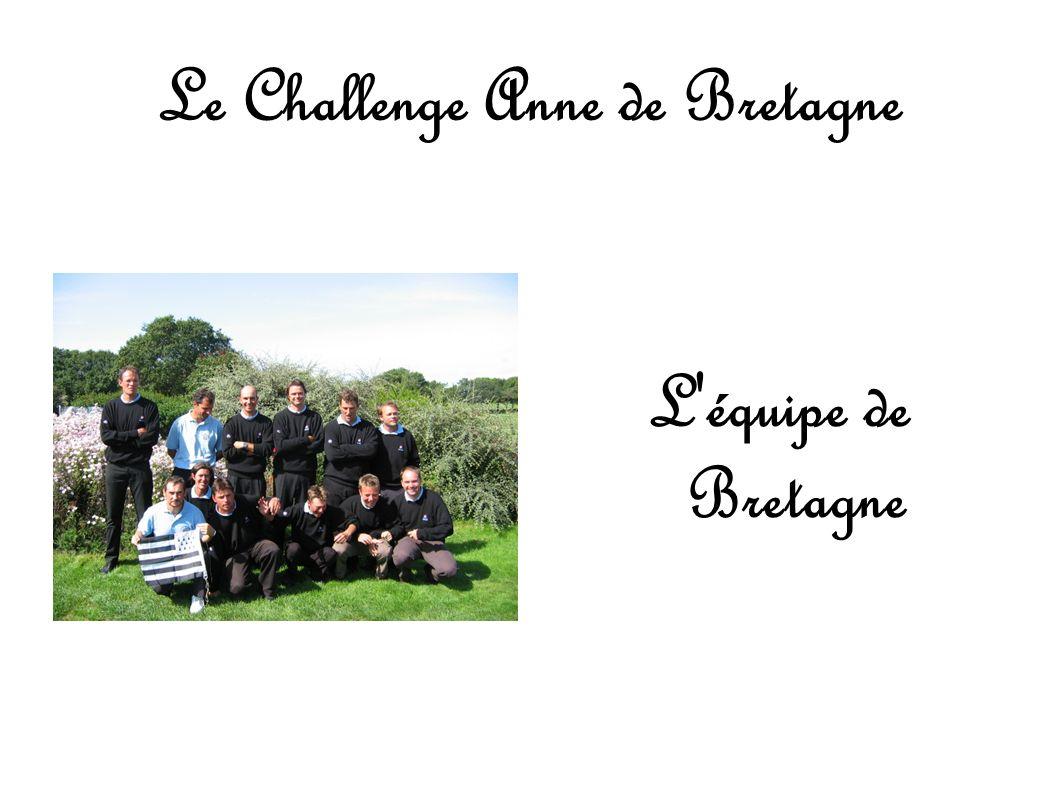 Le Challenge Anne de Bretagne