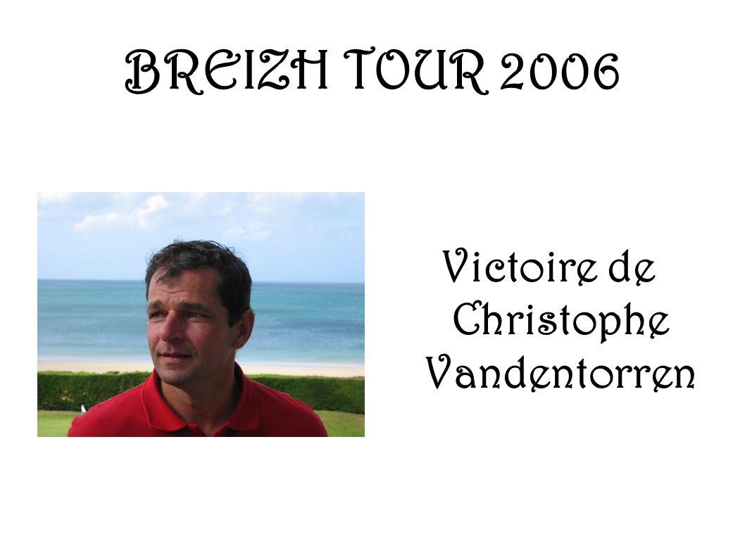 Victoire de Christophe Vandentorren
