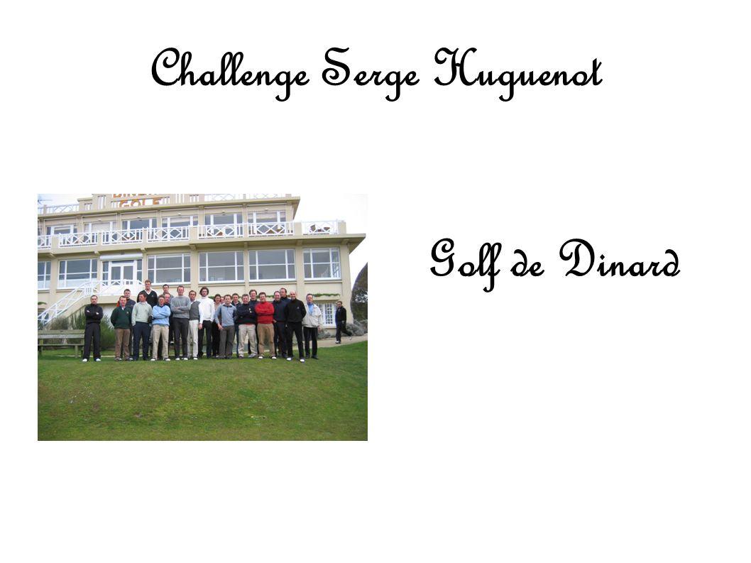 Challenge Serge Huguenot