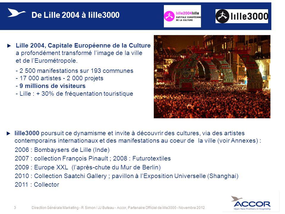 De Lille 2004 à lille3000 Lille 2004, Capitale Européenne de la Culture a profondément transformé l'image de la ville et de l'Eurométropole.