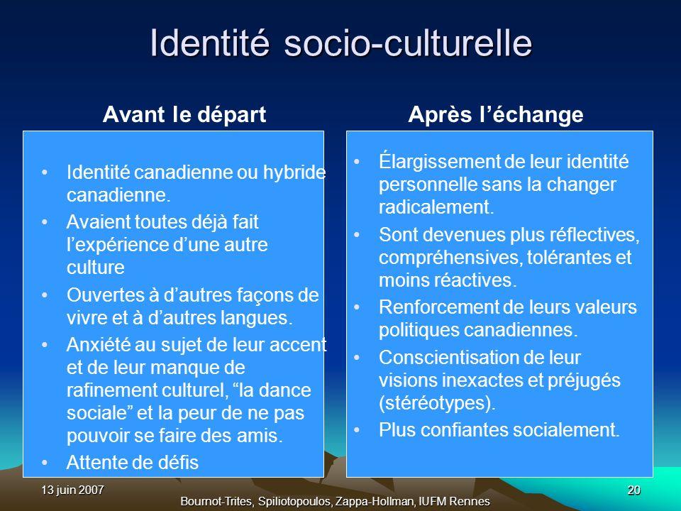Identité socio-culturelle