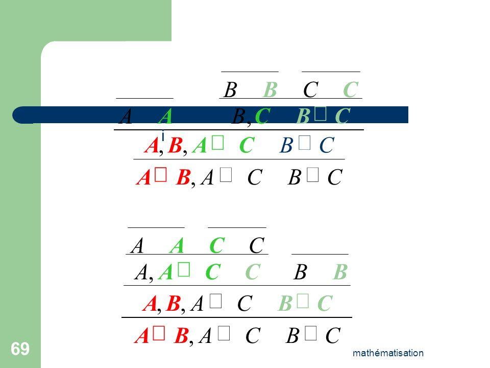i B B C C A A B , C B Ä C A , B , A Þ C B Ä C A Ä B , A Þ C B Ä C A A
