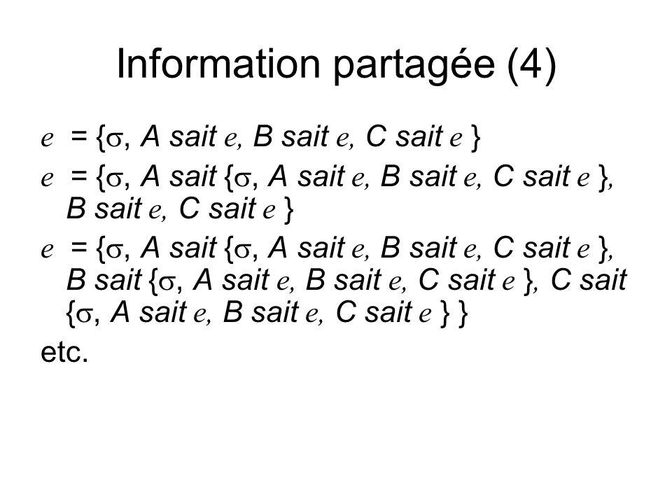 Information partagée (4)