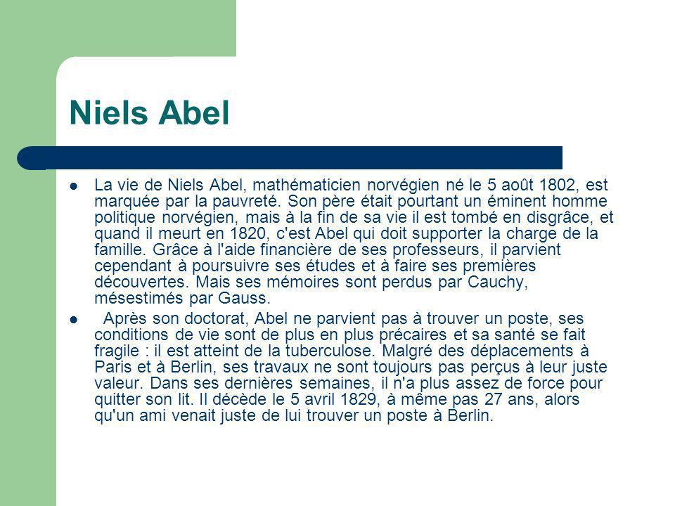 Niels Abel