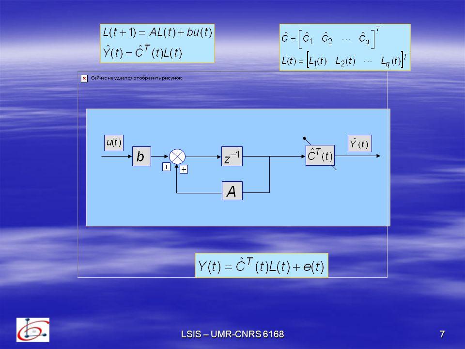 LSIS – UMR-CNRS 6168