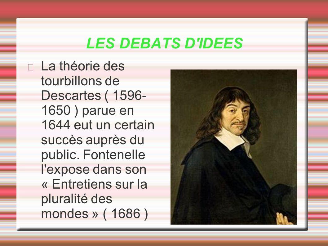 LES DEBATS D IDEES