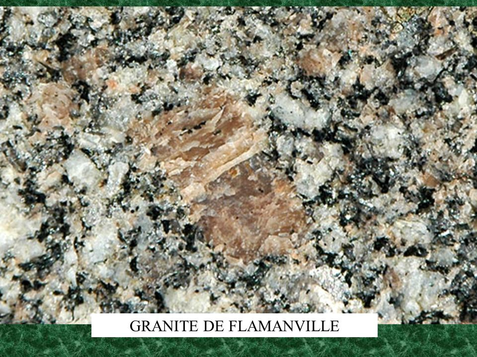 GRANITE DE FLAMANVILLE