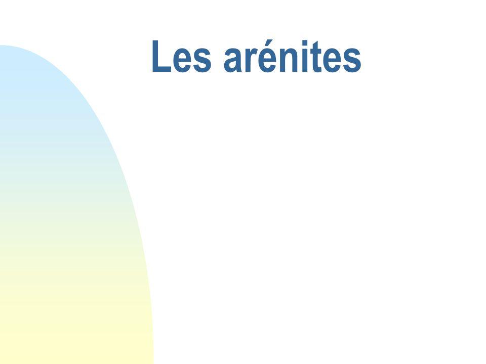 29/05/08 Les arénites
