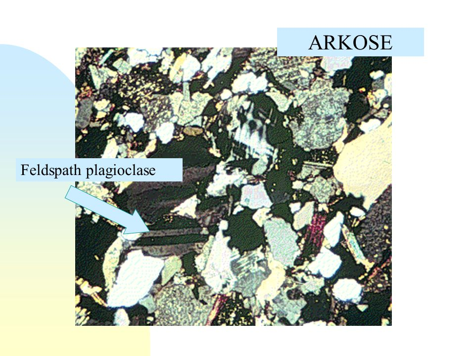 29/05/08 ARKOSE Feldspath plagioclase