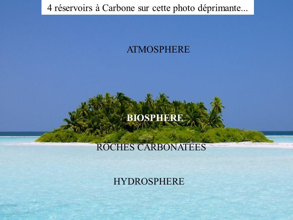 4 réservoirs à Carbone sur cette photo déprimante...