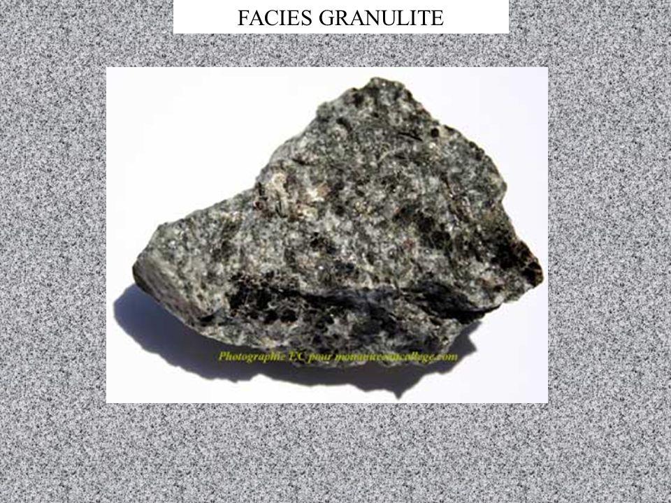 FACIES GRANULITE