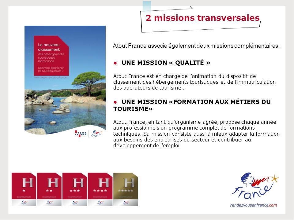 2 missions transversales