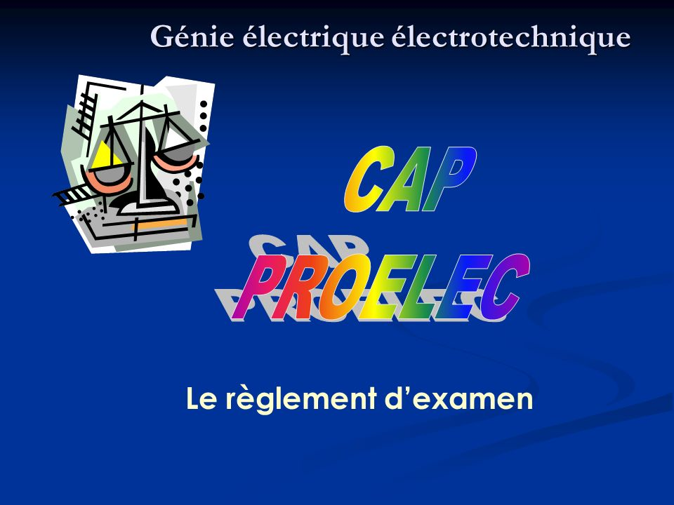 Génie électrique électrotechnique