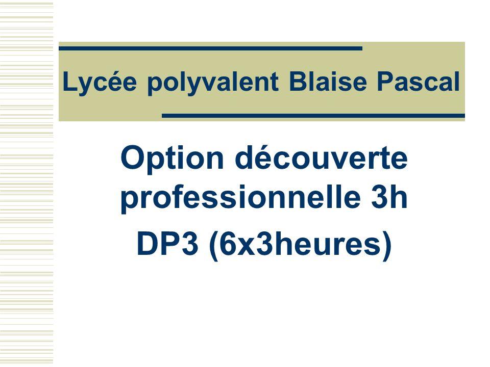 Lycée polyvalent Blaise Pascal