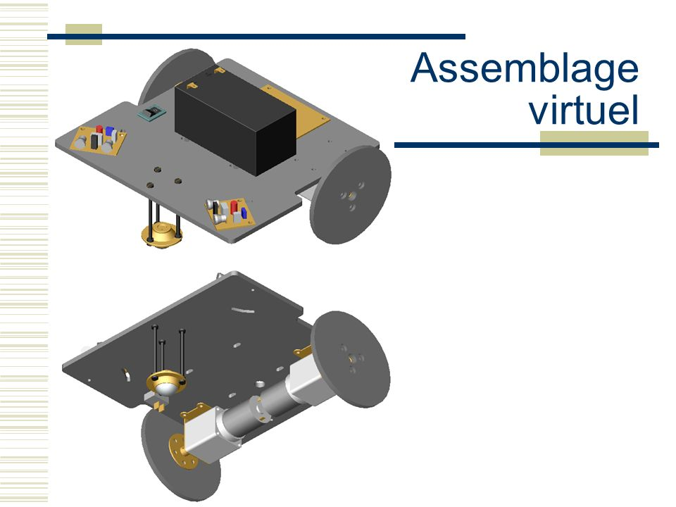 Assemblage virtuel
