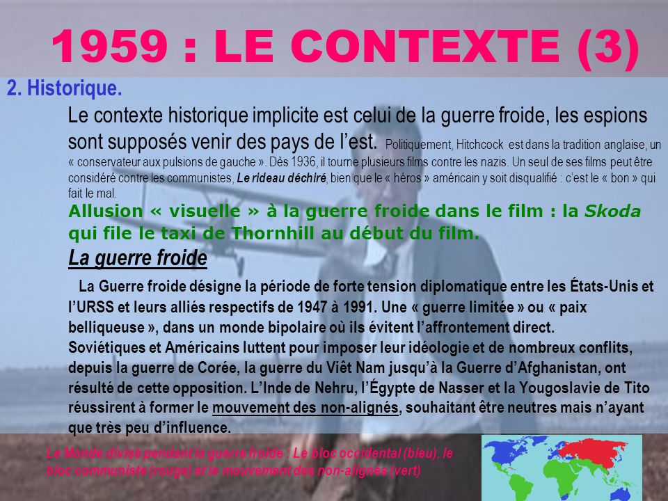 1959 : LE CONTEXTE (3)