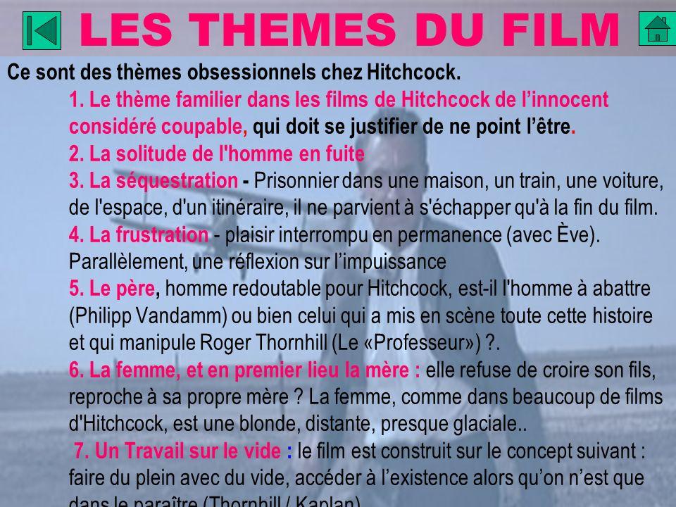 LES THEMES DU FILM