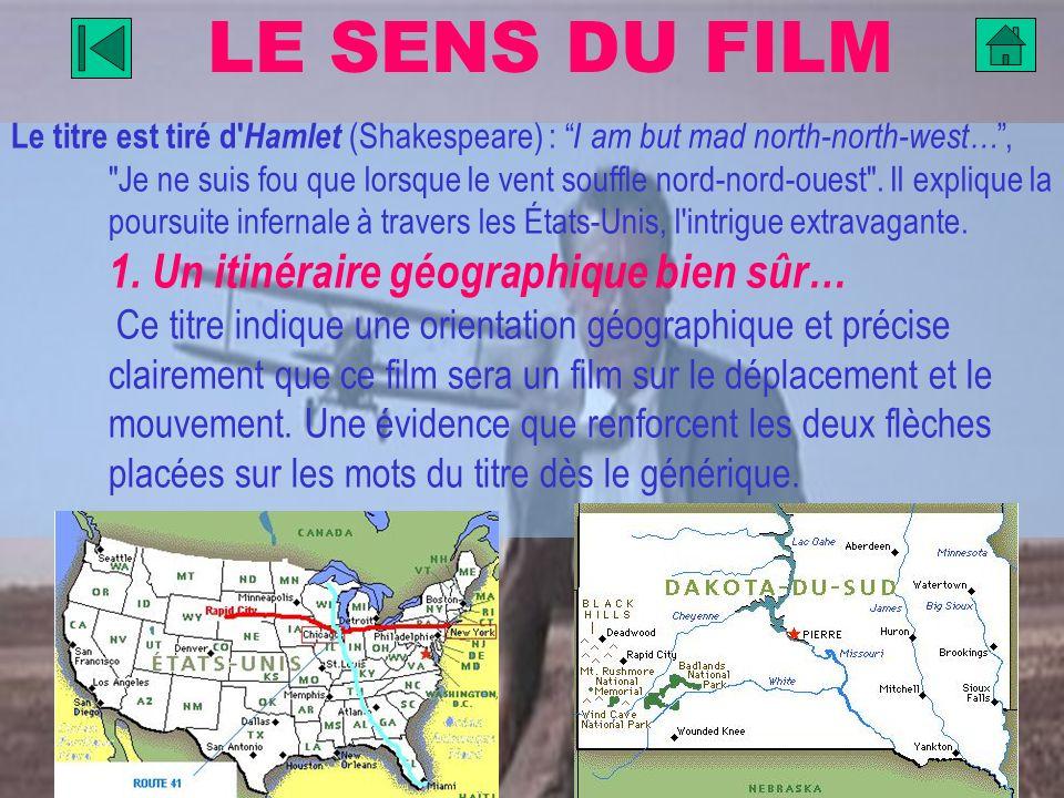 LE SENS DU FILM