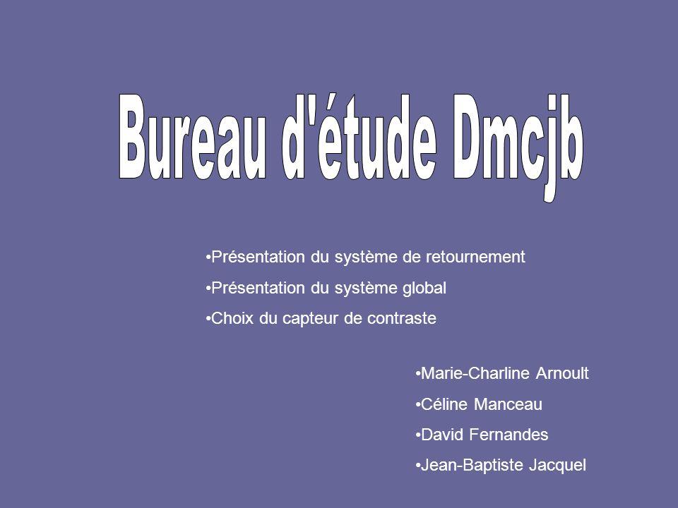 Bureau d étude Dmcjb Présentation du système de retournement
