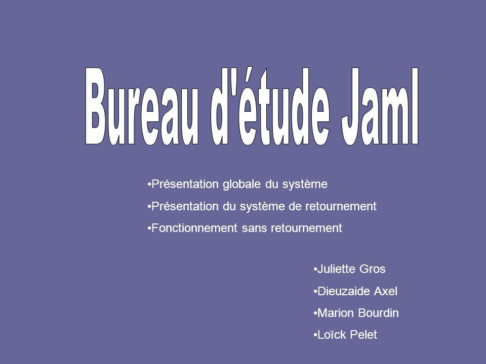 Bureau d étude Jaml Présentation globale du système