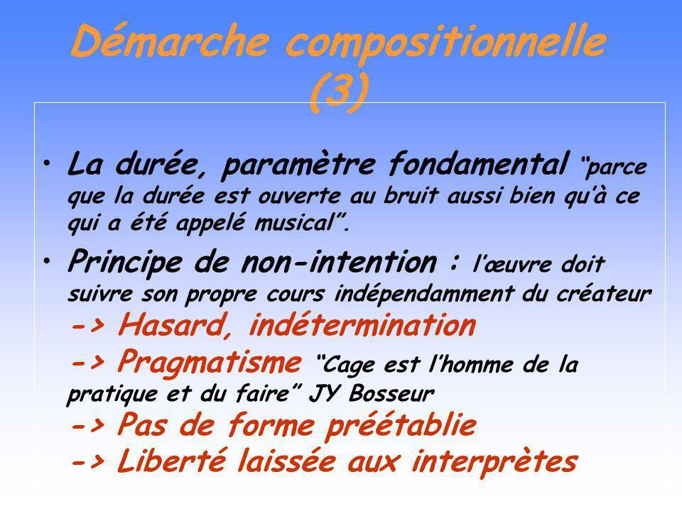 Démarche compositionnelle (3)