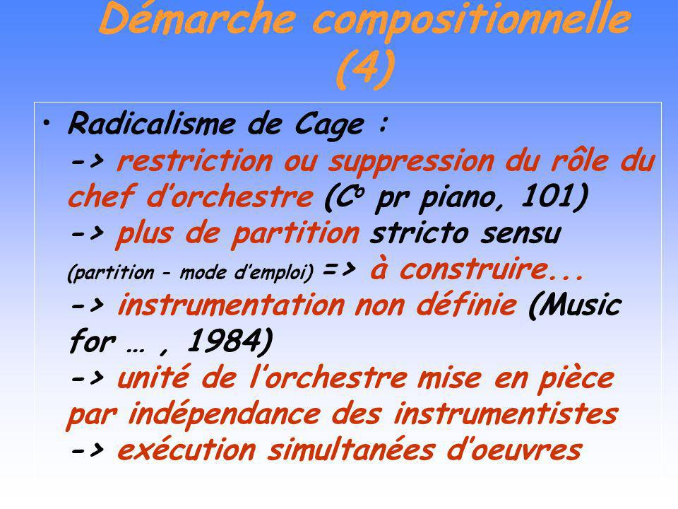 Démarche compositionnelle (4)
