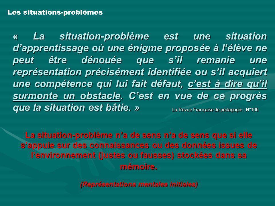 La Revue Française de pédagogie : N°106
