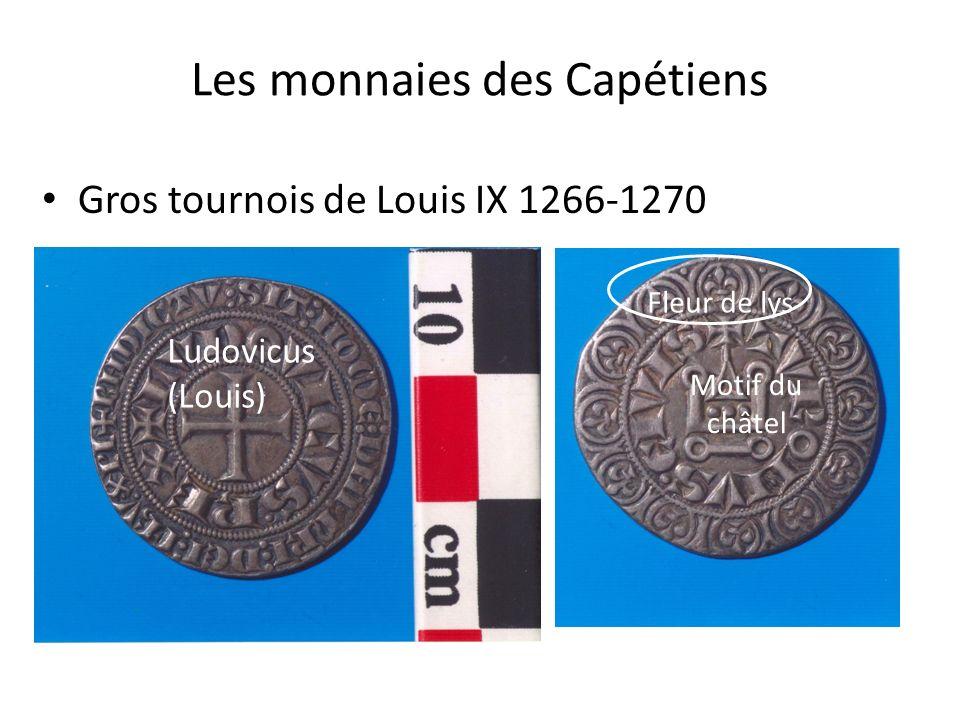 Les monnaies des Capétiens