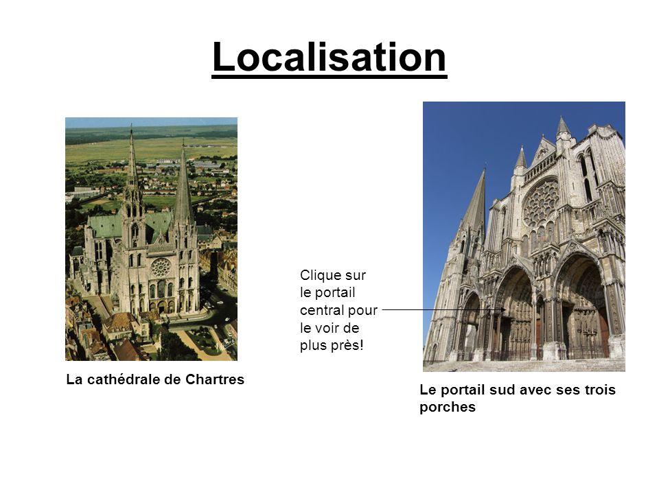 Localisation Clique sur le portail central pour le voir de plus près!