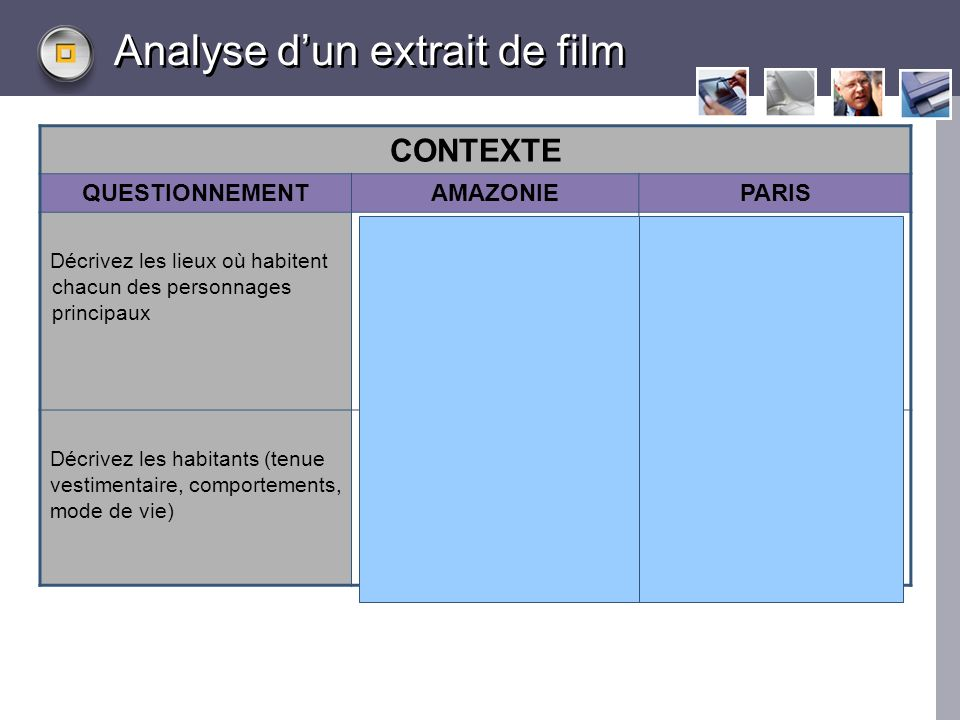 Enseigner la communication orale ppt video online for Analyse air maison