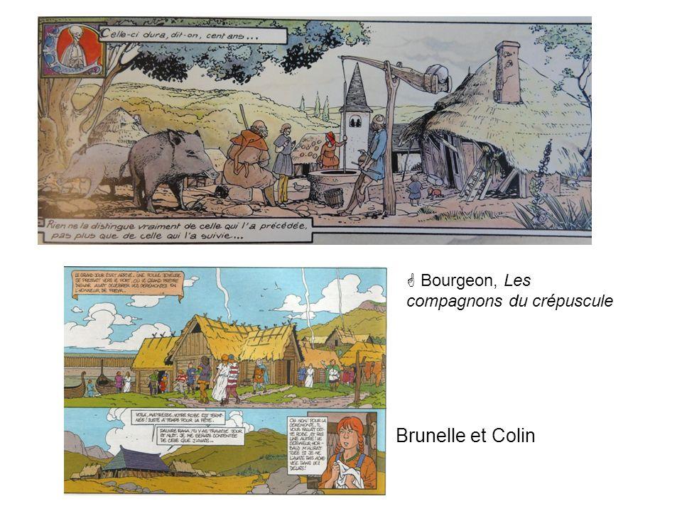  Bourgeon, Les compagnons du crépuscule