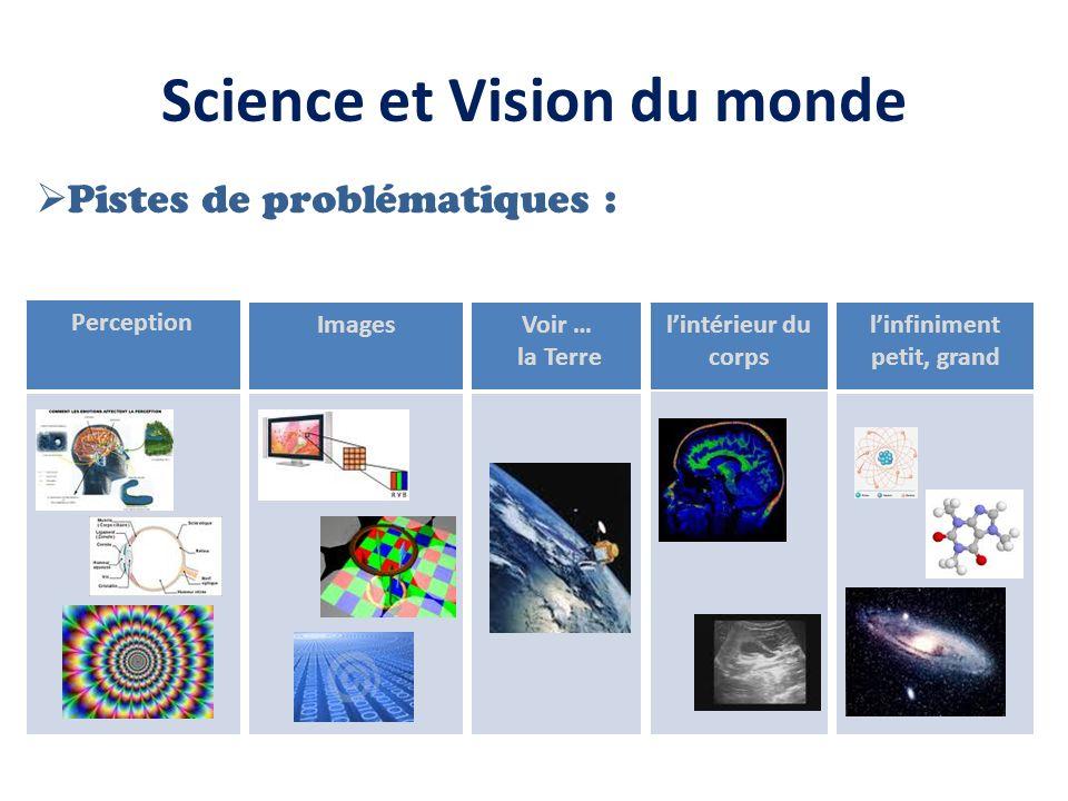 Science et Vision du monde