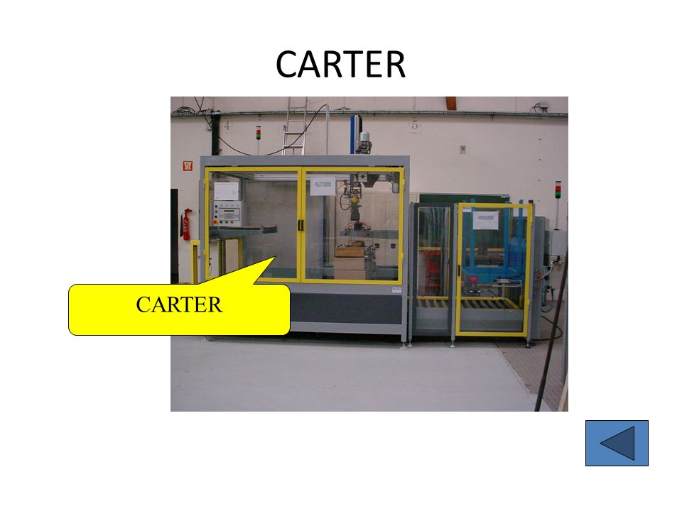 CARTER CARTER