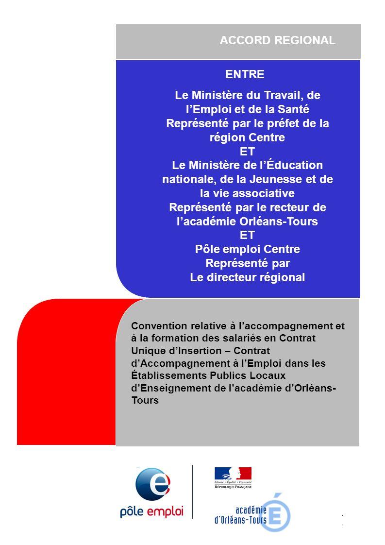Le Ministère du Travail, de l'Emploi et de la Santé