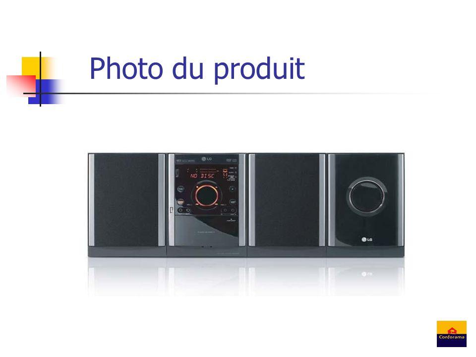 Photo du produit