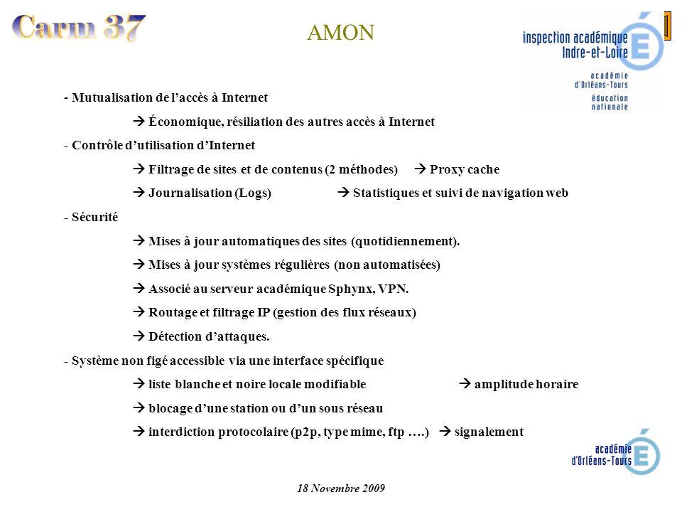 AMON ! - Mutualisation de l'accès à Internet