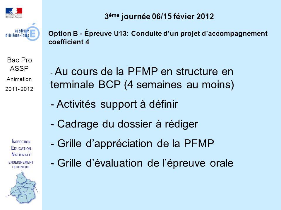 Deroulement 3 me journ e 06 15 f vier 2012 enseignement - Education nationale grille indiciaire ...