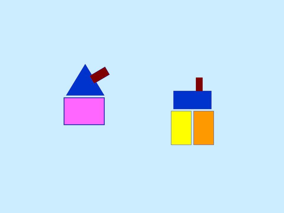 Collections figurales : l'enfant regroupe des éléments pour figurer quelque chose